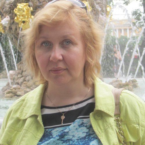 Шапошникова Тамара